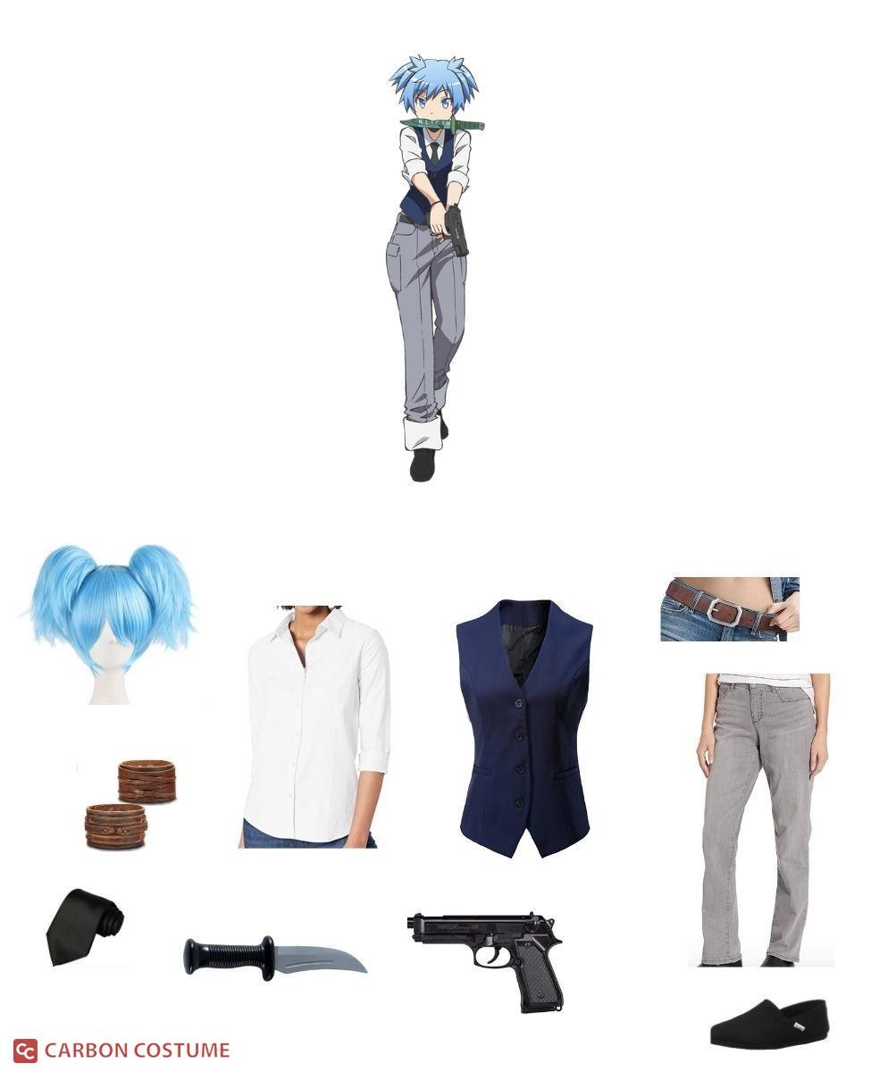 Nagisa Shiota from Assassination Classroom Cosplay Guide