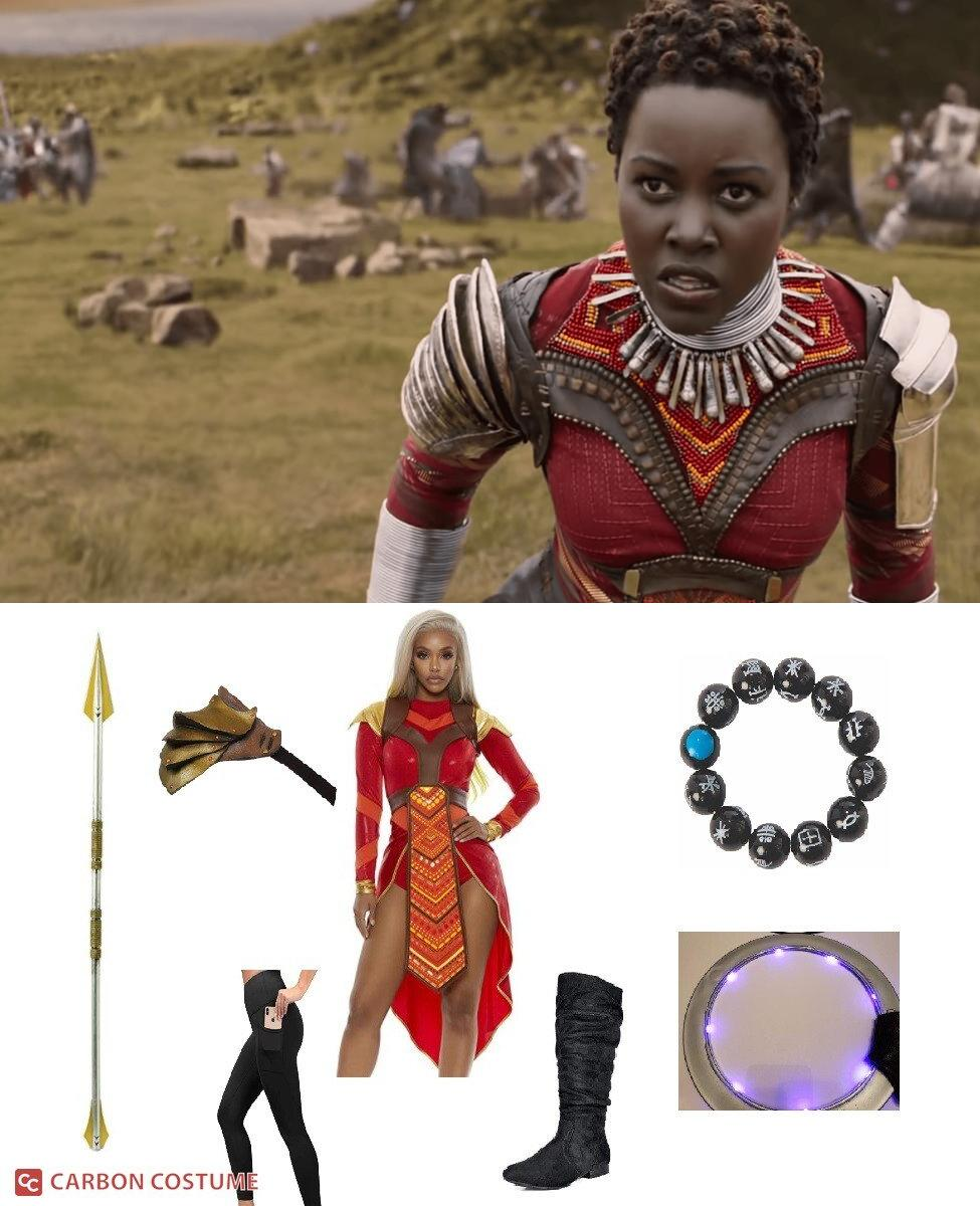 Nakia from Black Panther Cosplay Guide