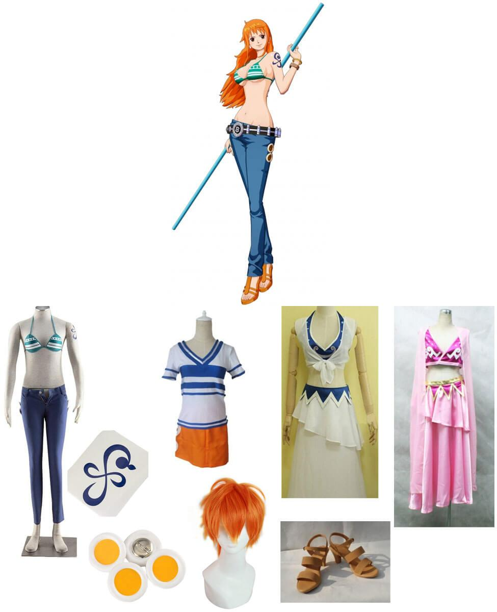 Nami Cosplay Guide