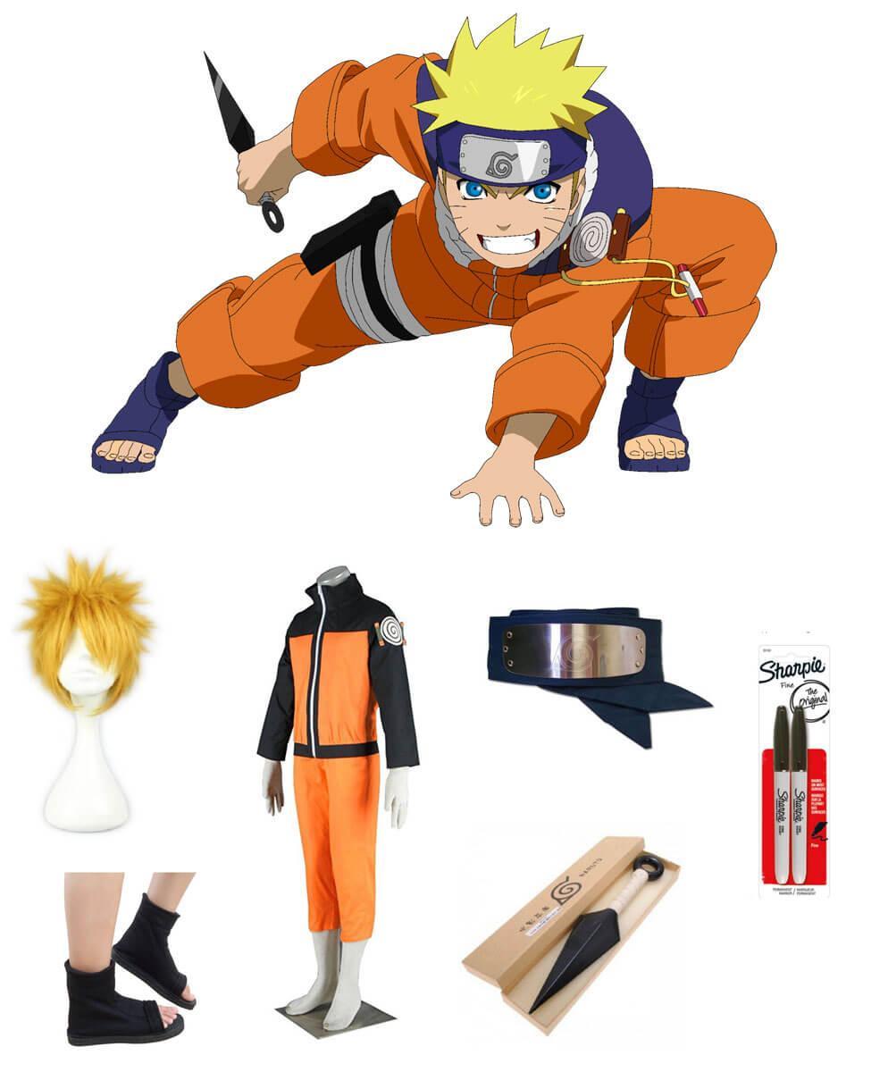 Naruto Uzumaki Cosplay Guide