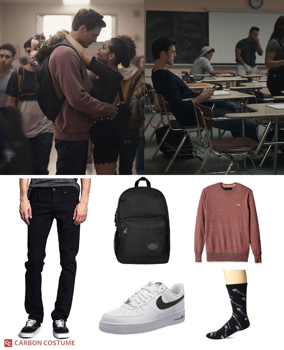 Nate Jacobs from Euphoria Cosplay Guide