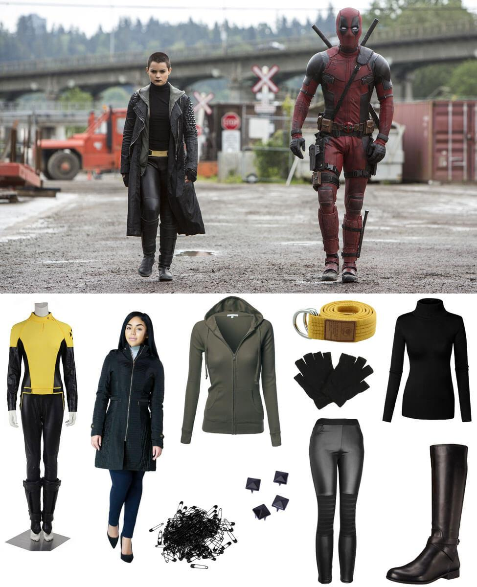 Negasonic Teenage Warhead Cosplay Guide