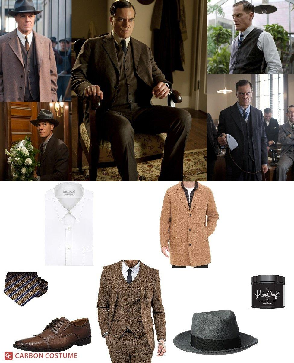 Nelson Van Alden from Boardwalk Empire Cosplay Guide