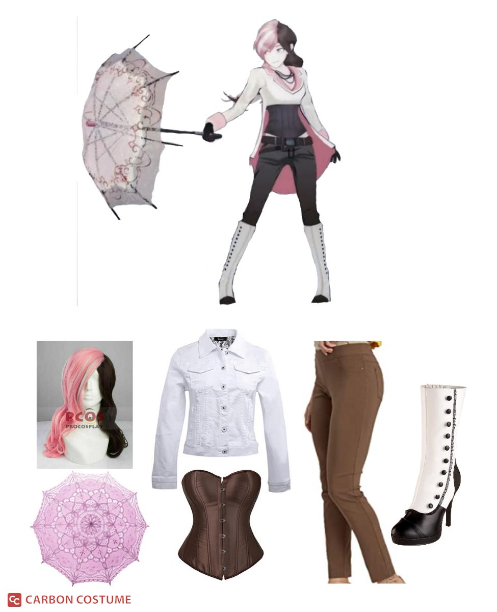 Neopolitan from RWBY Cosplay Guide