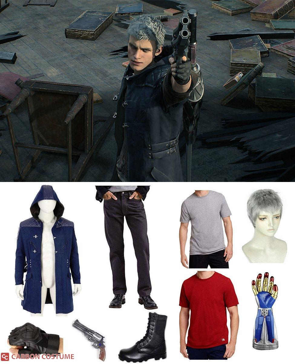 Nero from Devil May Cry 5 Cosplay Guide