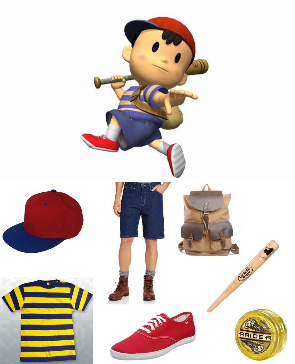 Ness Cosplay Guide