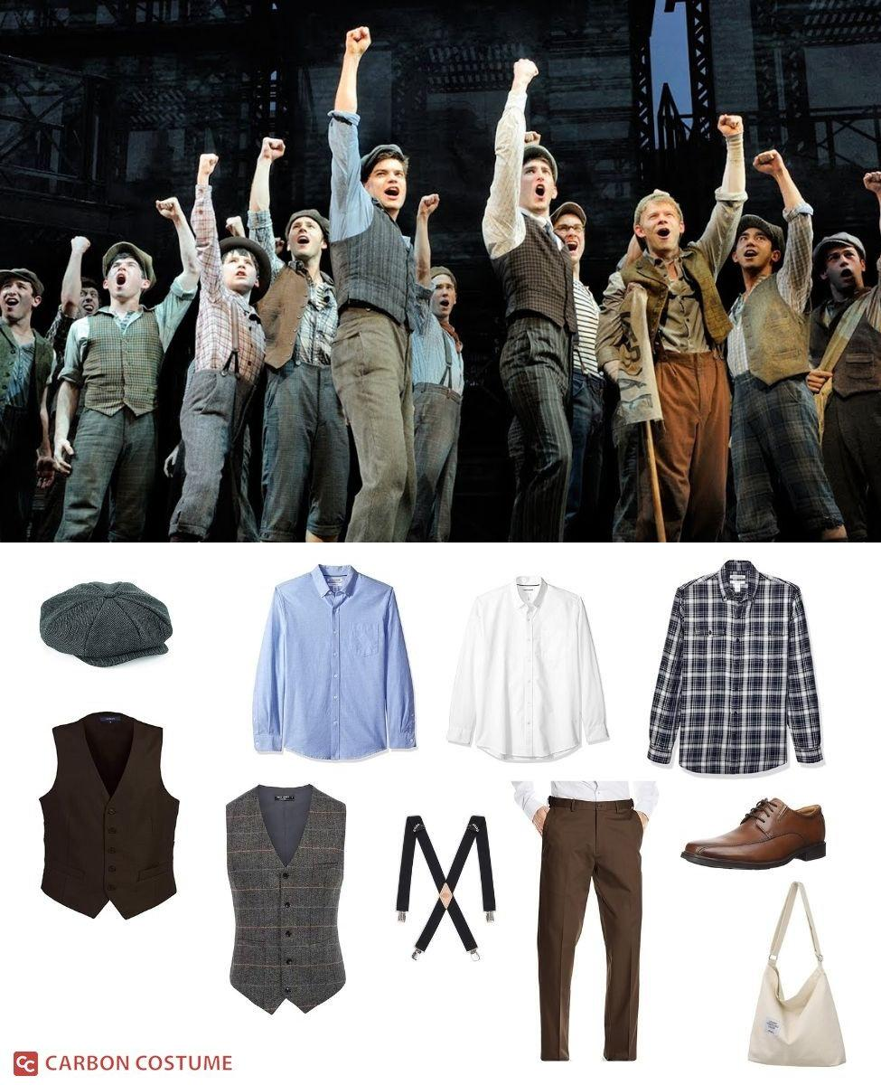 Newsies Cosplay Guide