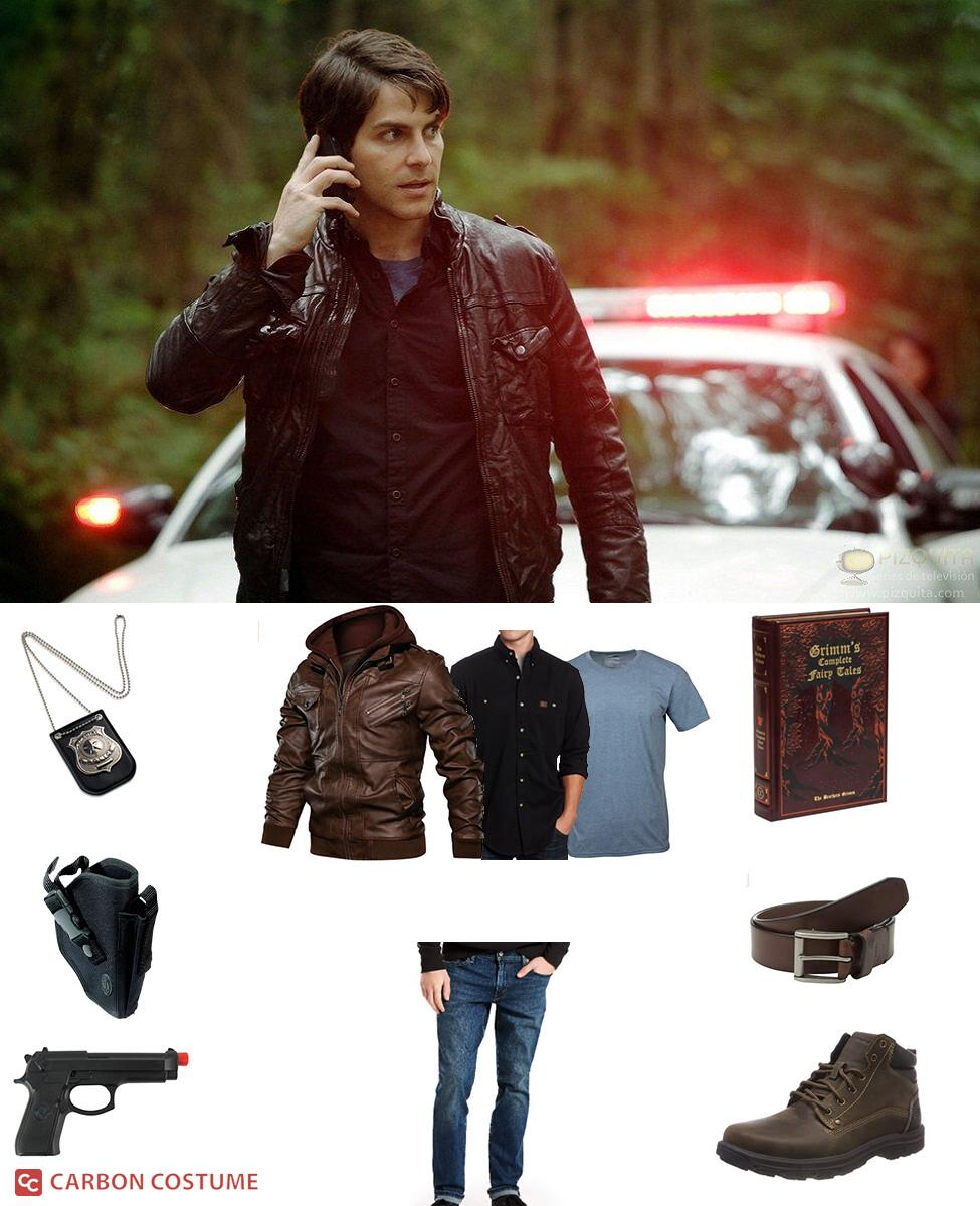 Nick Burkhardt from Grimm Cosplay Guide