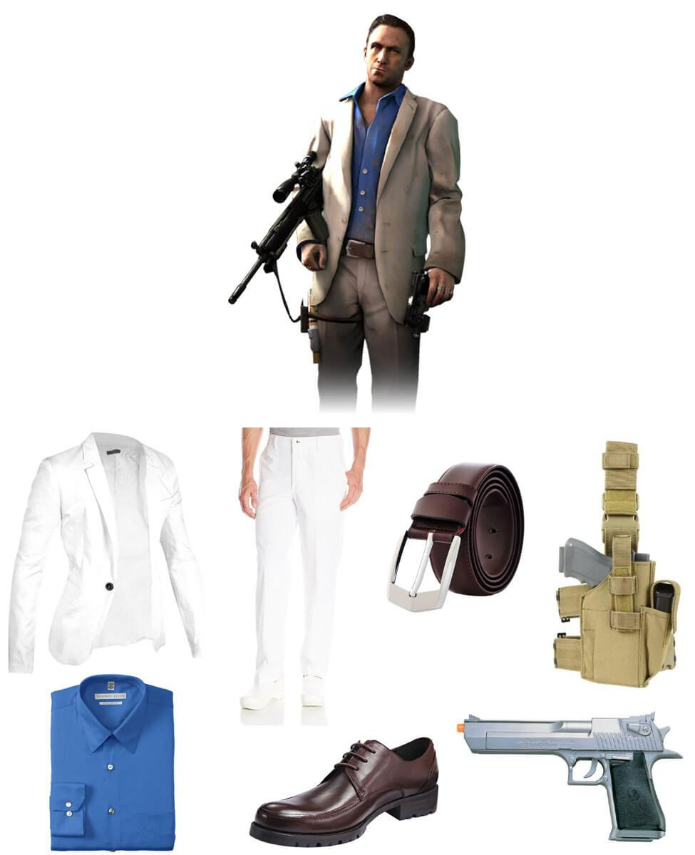 Nick from Left 4 Dead Cosplay Guide
