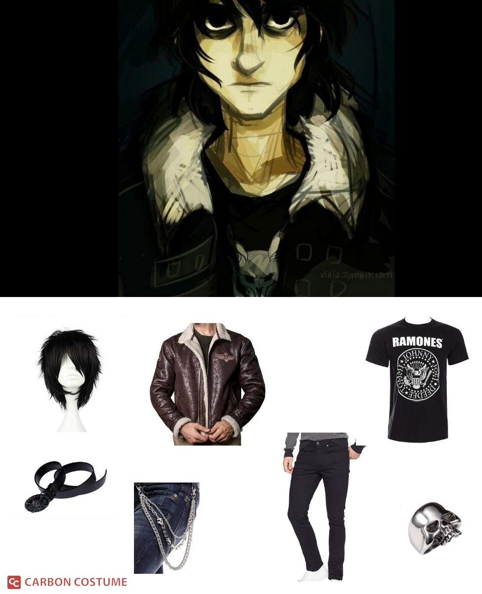 Nico Di Angelo from Percy Jackson Cosplay Guide