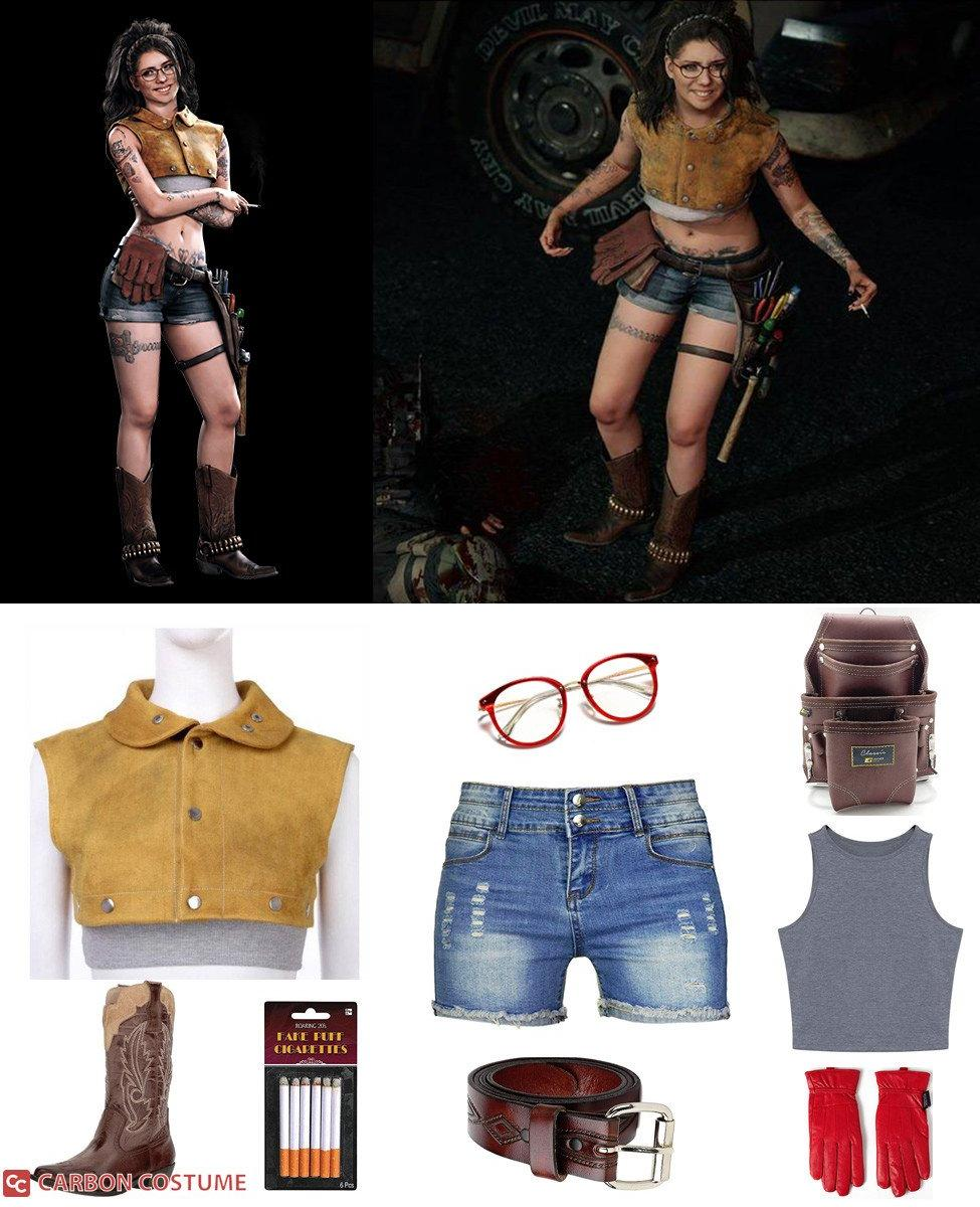 Nico Goldstein Cosplay Guide