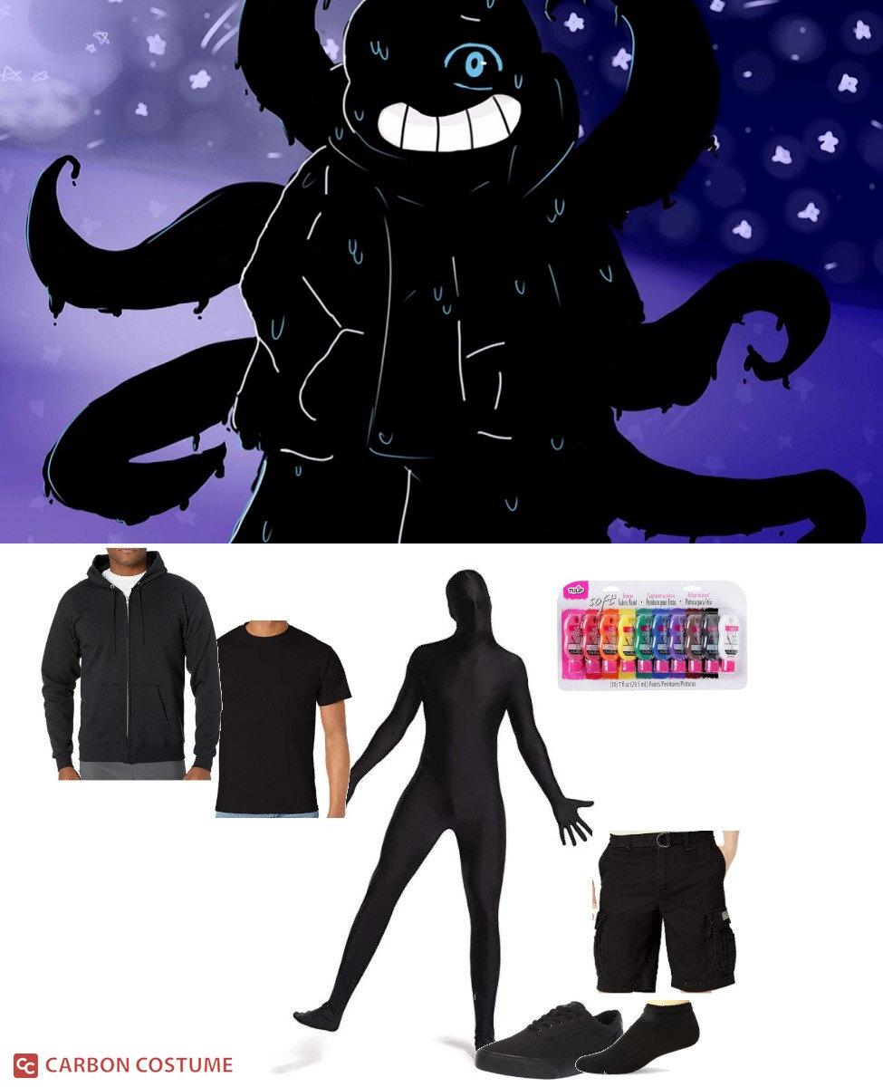 Nightmare!Sans from Undertale Cosplay Guide