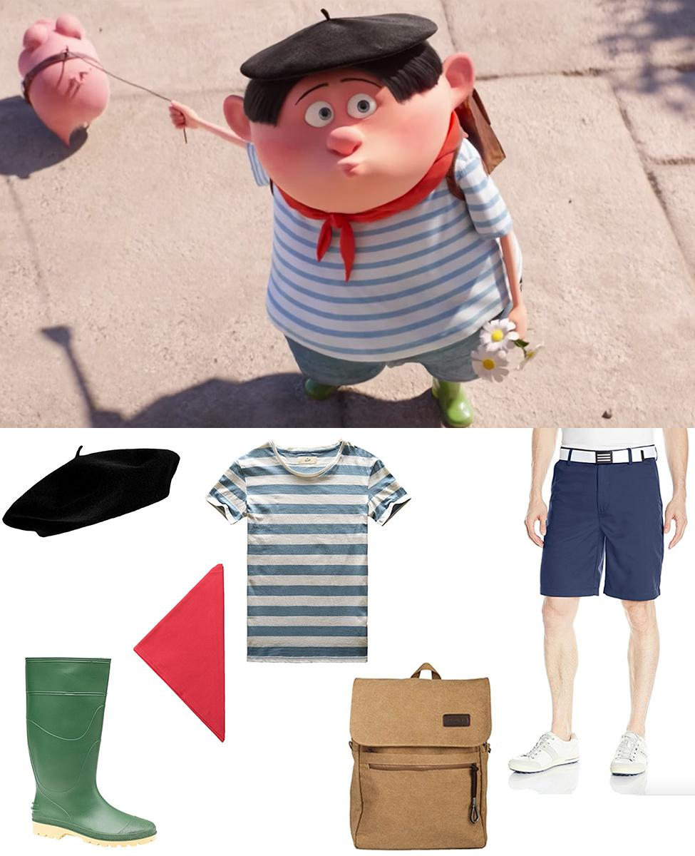 Niko from Despicable Me 3 Cosplay Guide