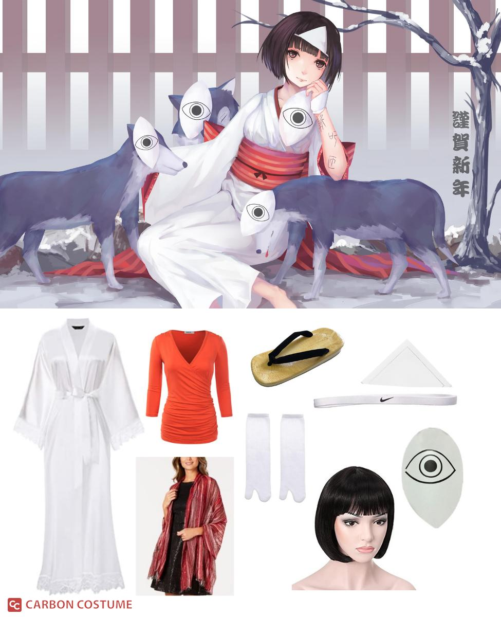 Nora / The Stray from Noragami Cosplay Guide