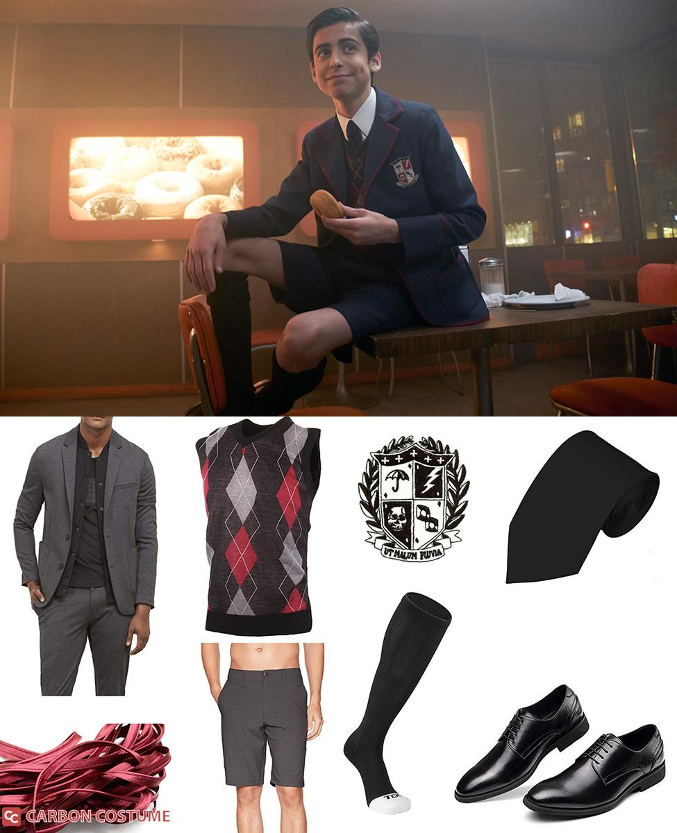 Number Five from The Umbrella Academy Cosplay Guide