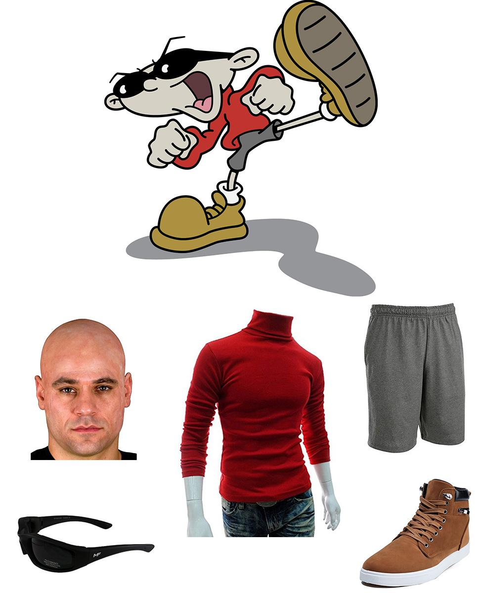 Numbuh 1 Cosplay Guide