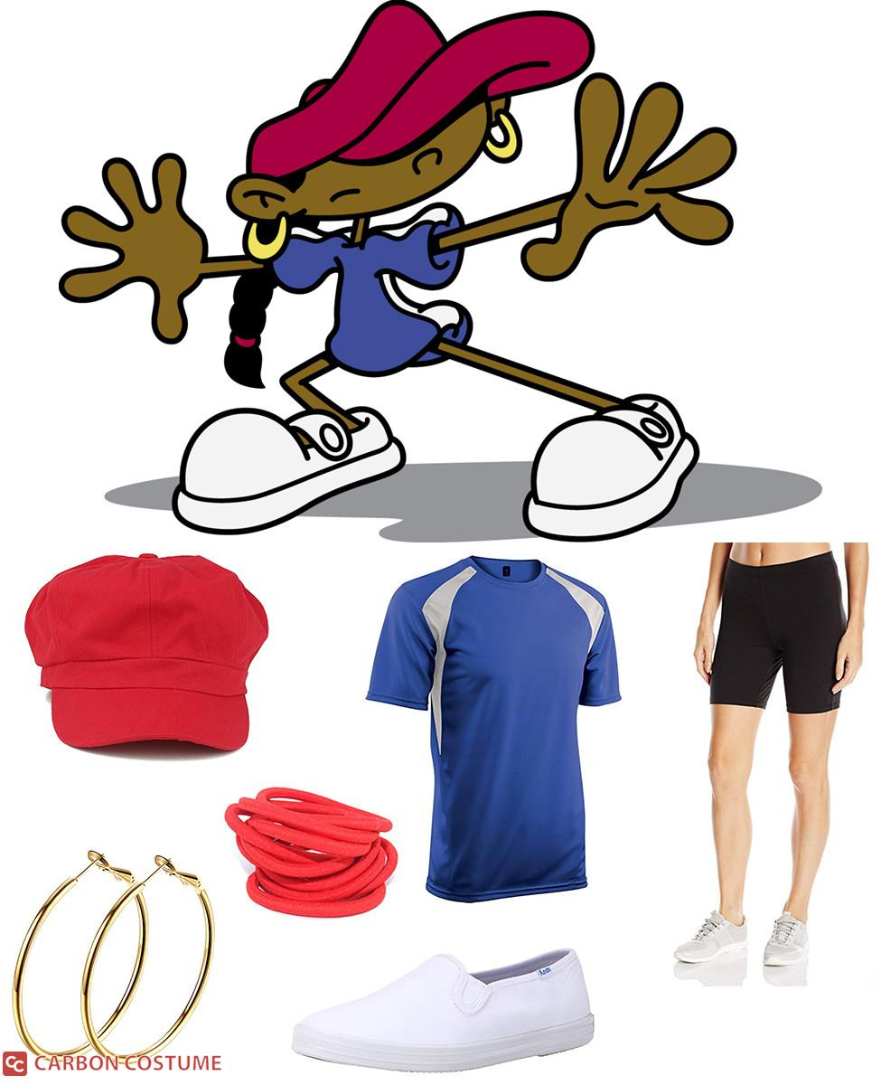 Numbuh 5 Cosplay Guide