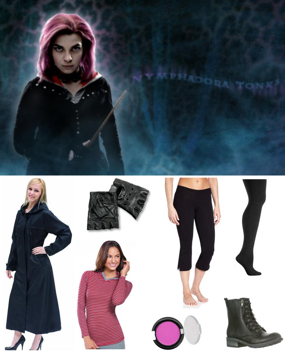 Nymphadora Tonks Cosplay Guide