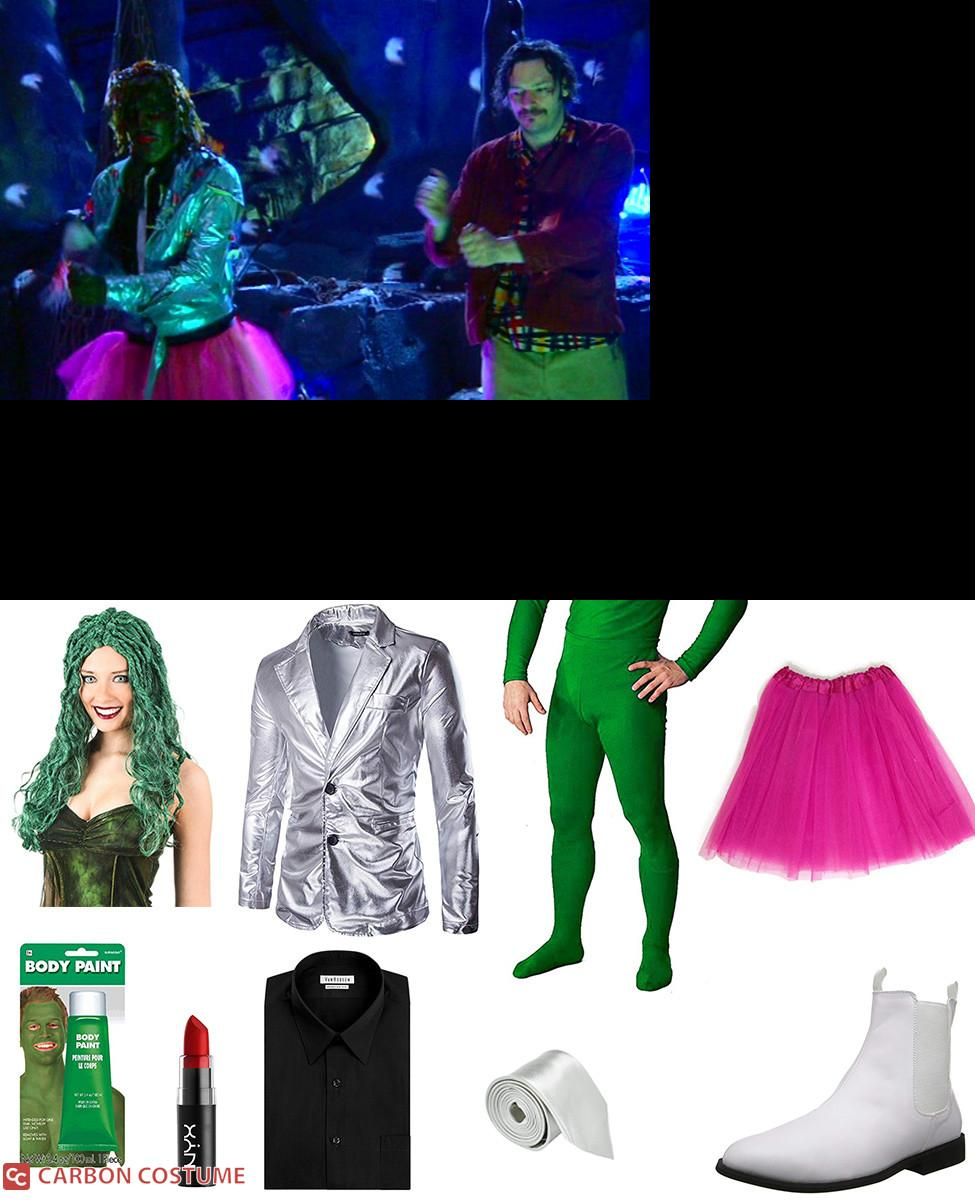 Old Gregg from The Mighty Boosh Cosplay Guide