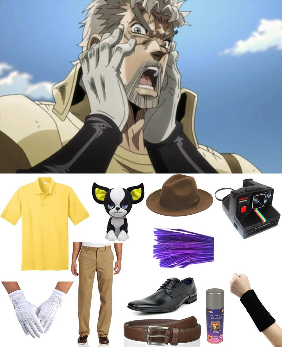 Old Joseph Joestar Cosplay Guide