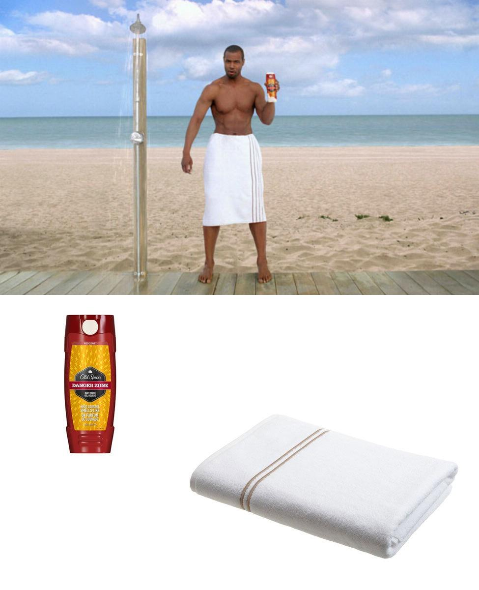 Old Spice Guy Cosplay Guide