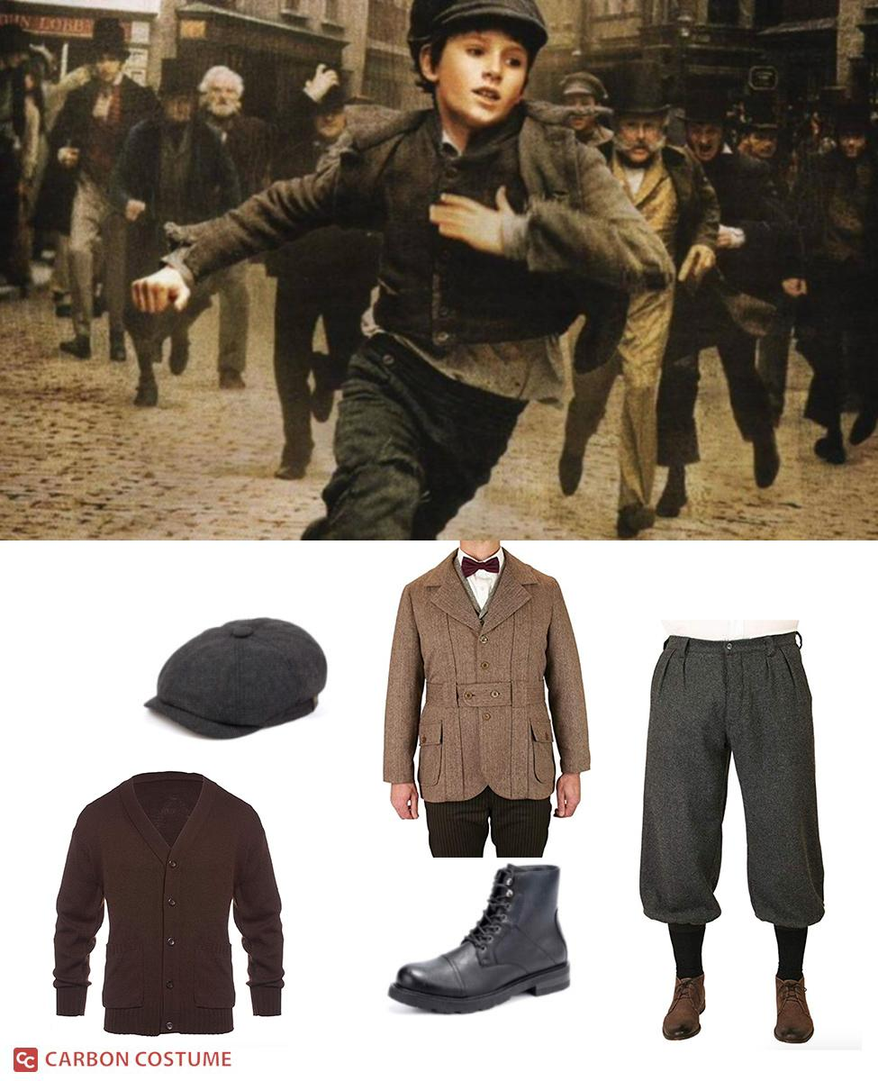 Oliver Twist Cosplay Guide