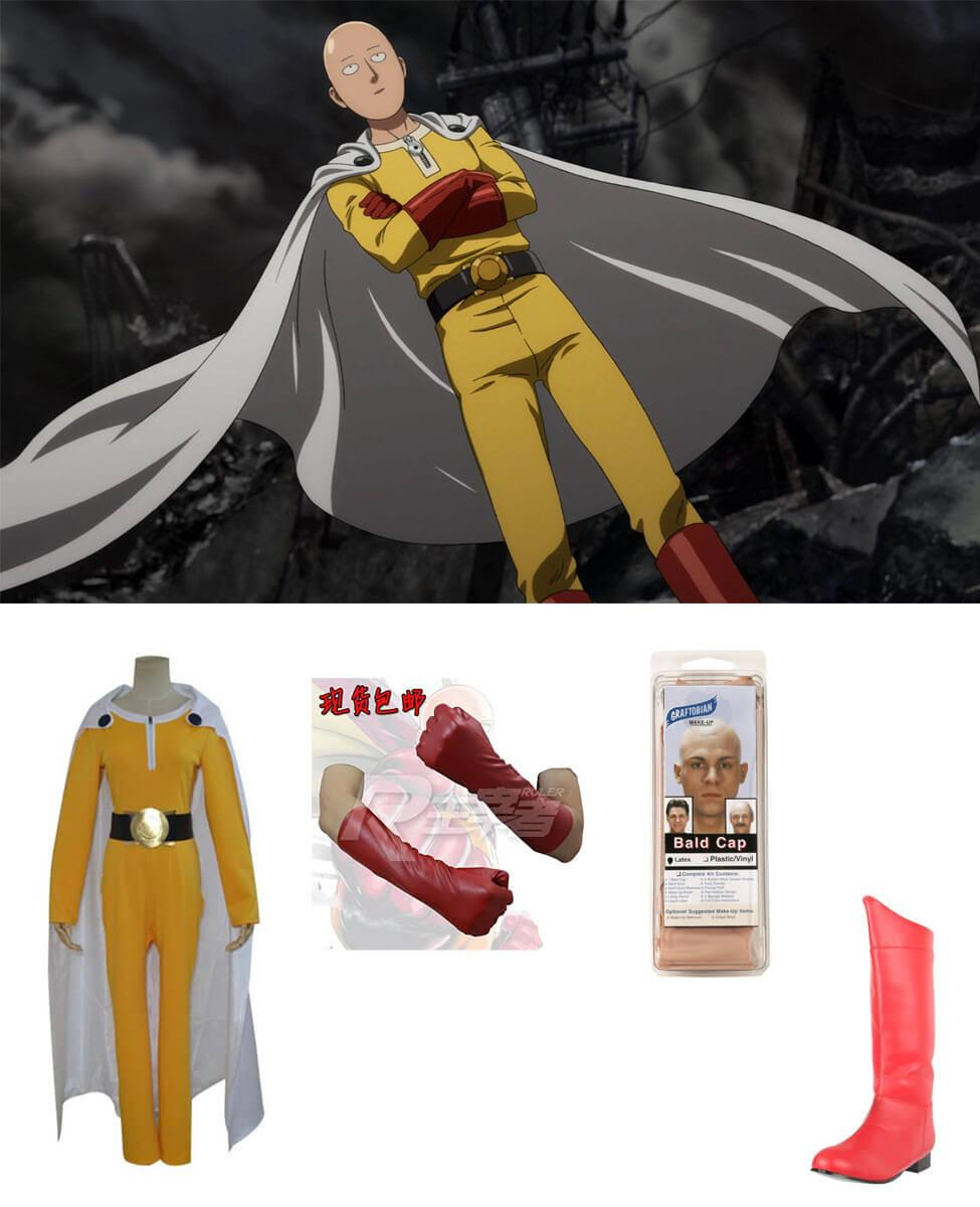 One-Punch Man Cosplay Guide