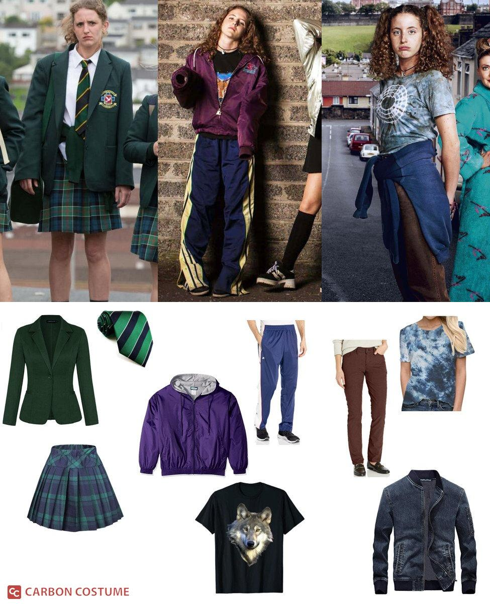 Orla McCool from Derry Girls Cosplay Guide