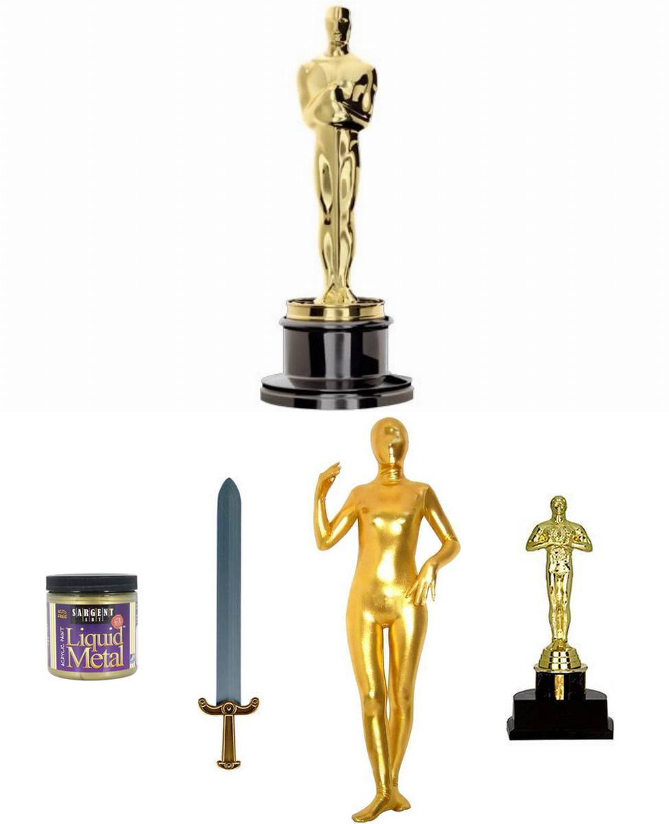Oscars Statuette Cosplay Guide
