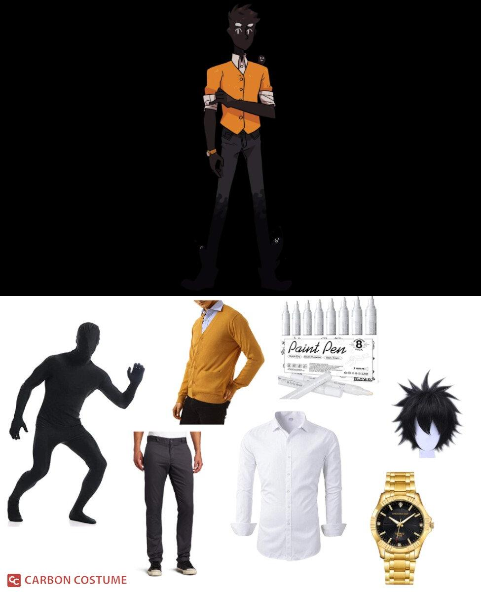 Oz from Monster Prom Cosplay Guide