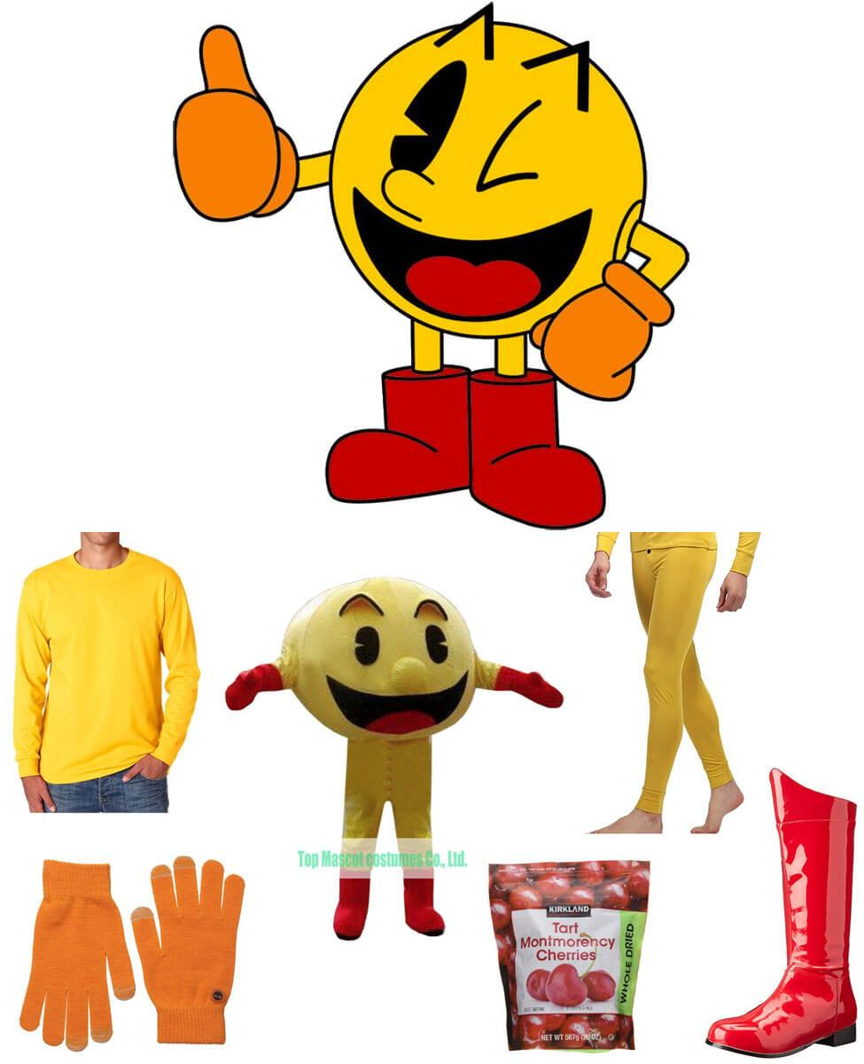 Pac-Man Cosplay Guide