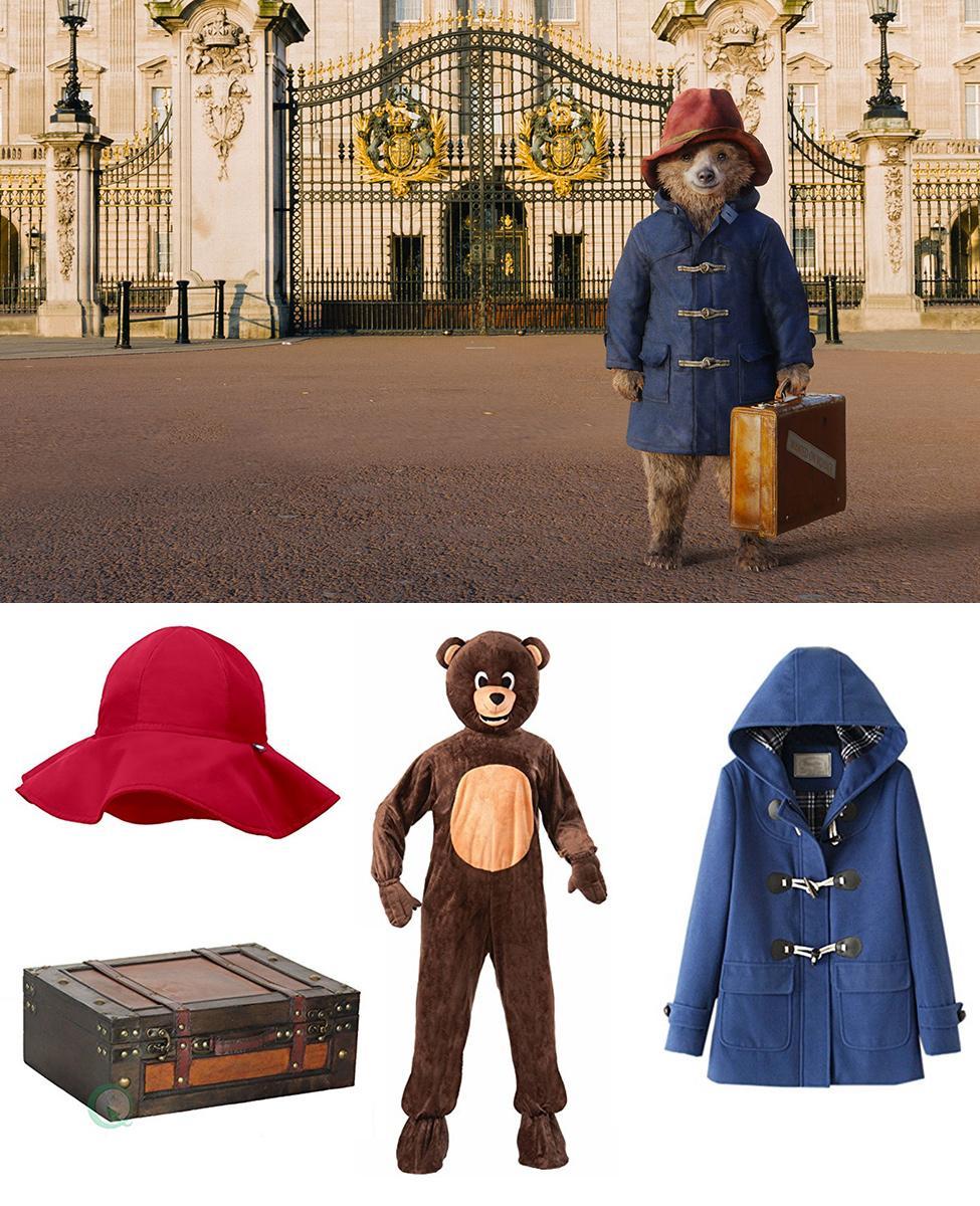 Paddington Bear Cosplay Guide