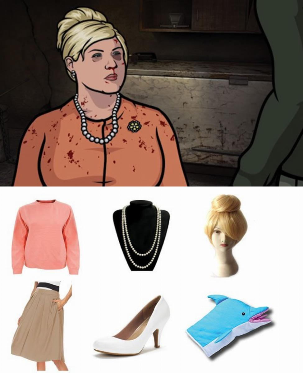 Pam Poovey Cosplay Guide