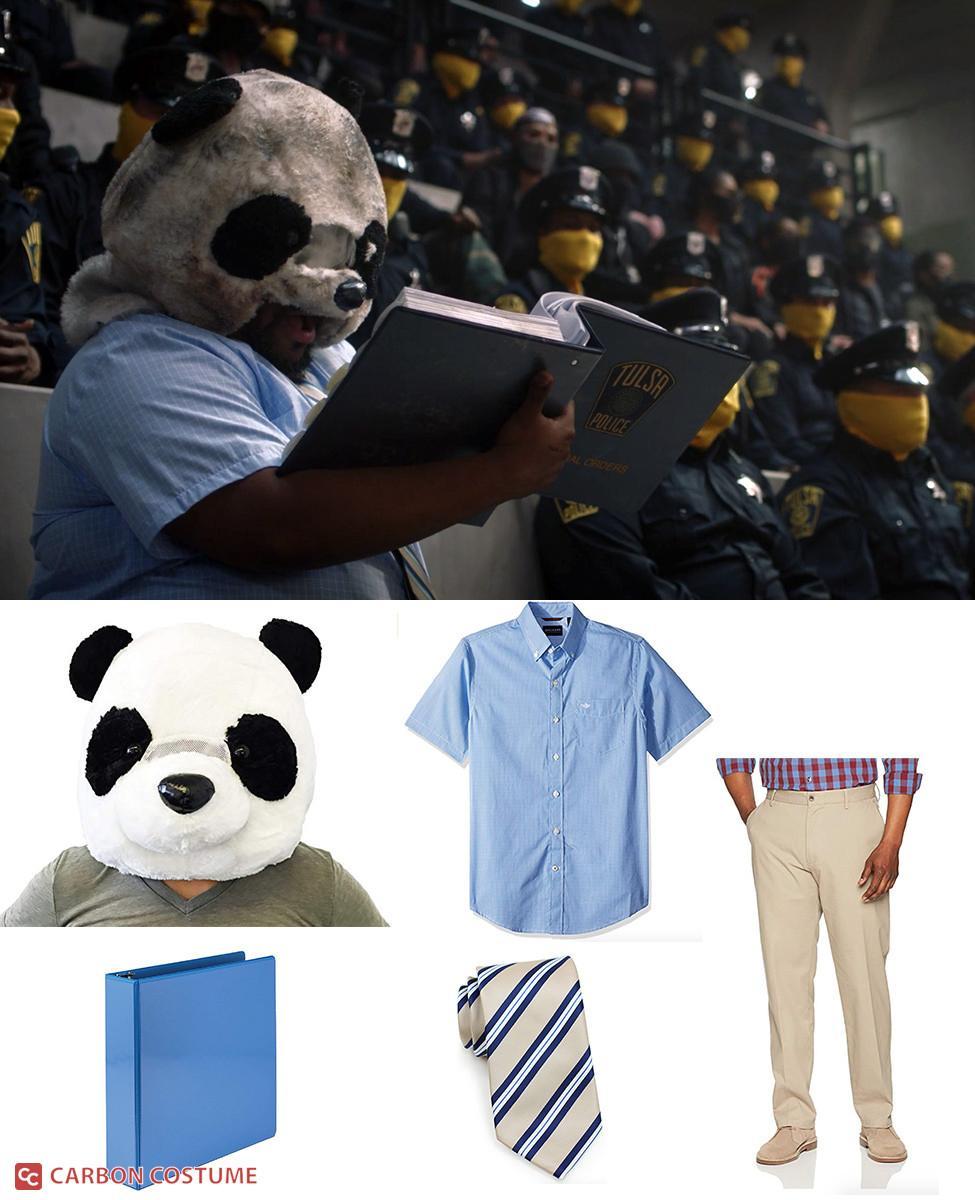 Panda from Watchmen Cosplay Guide