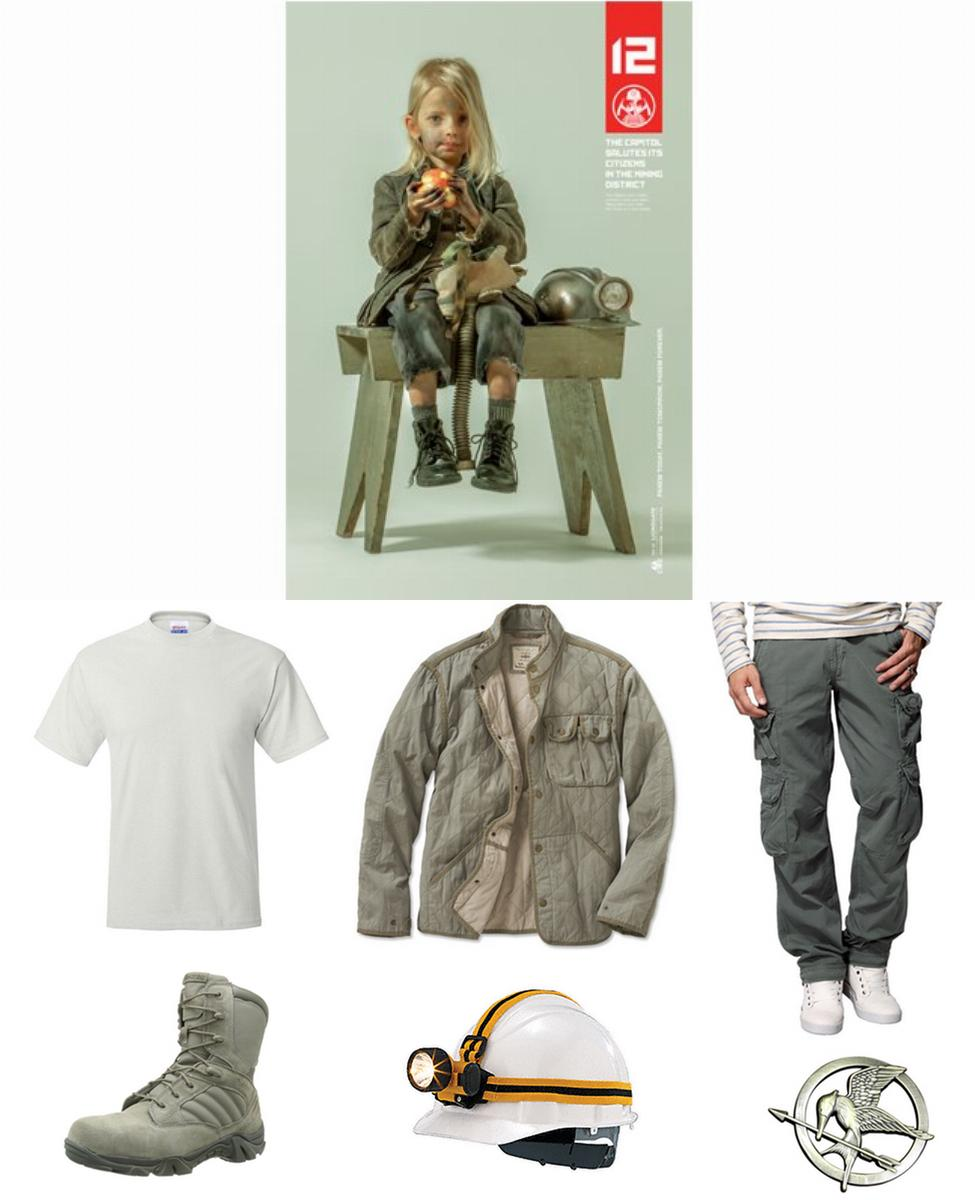 Panem District 12 Citizen Cosplay Guide