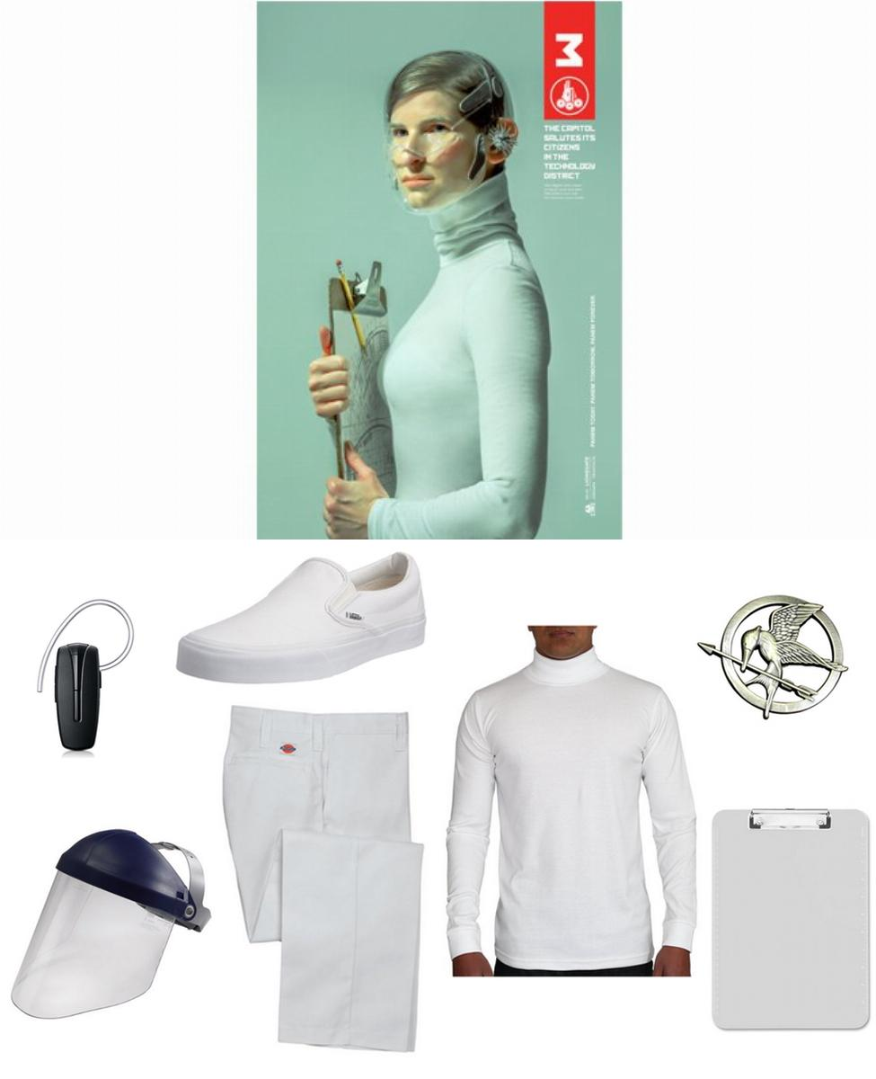 Panem District 3 Citizen Cosplay Guide