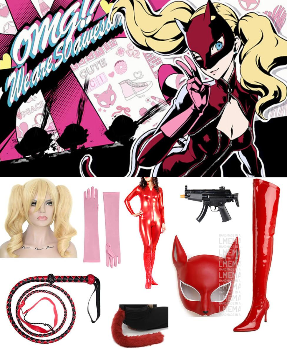 Panther From Persona 5 Cosplay Guide