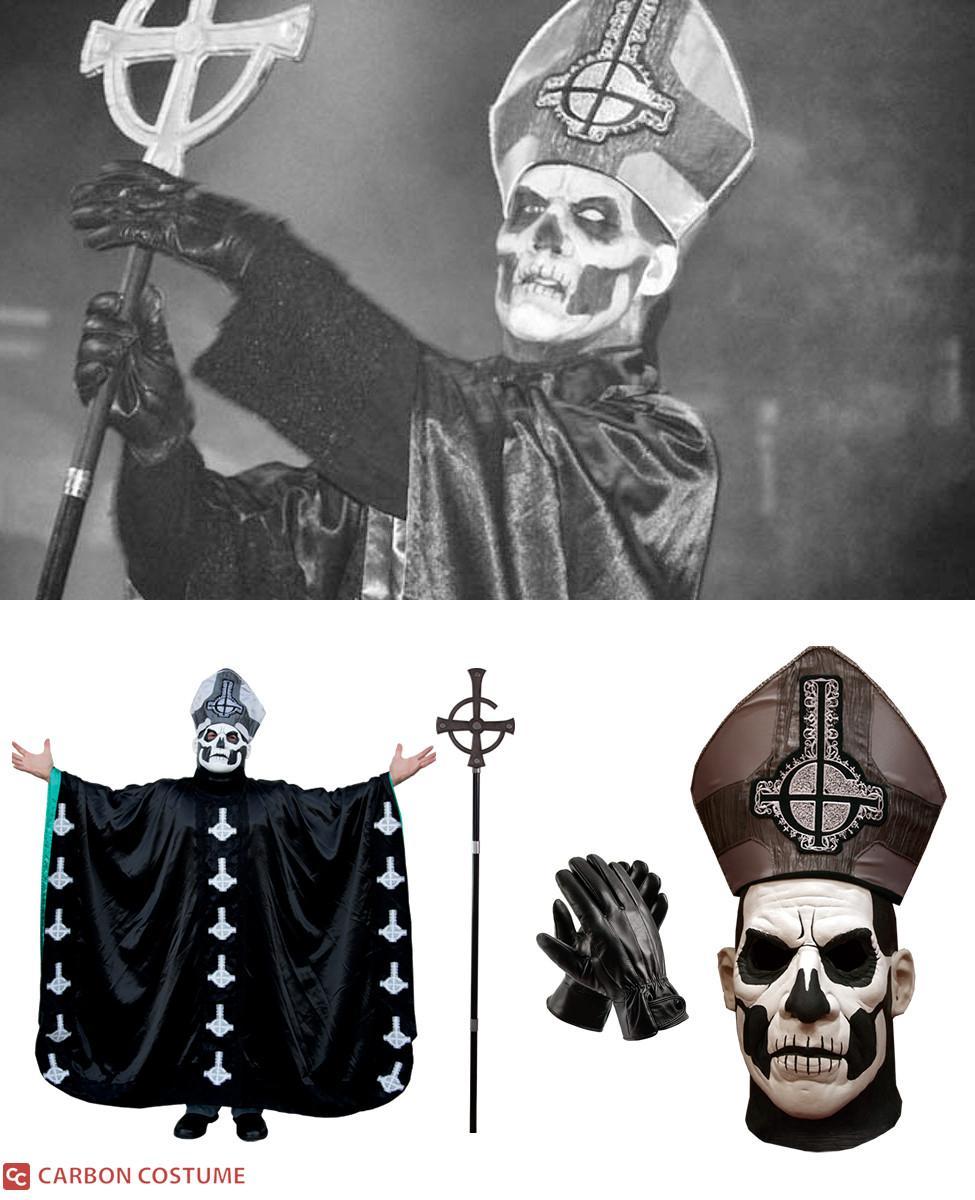 Papa Emeritus II Cosplay Guide