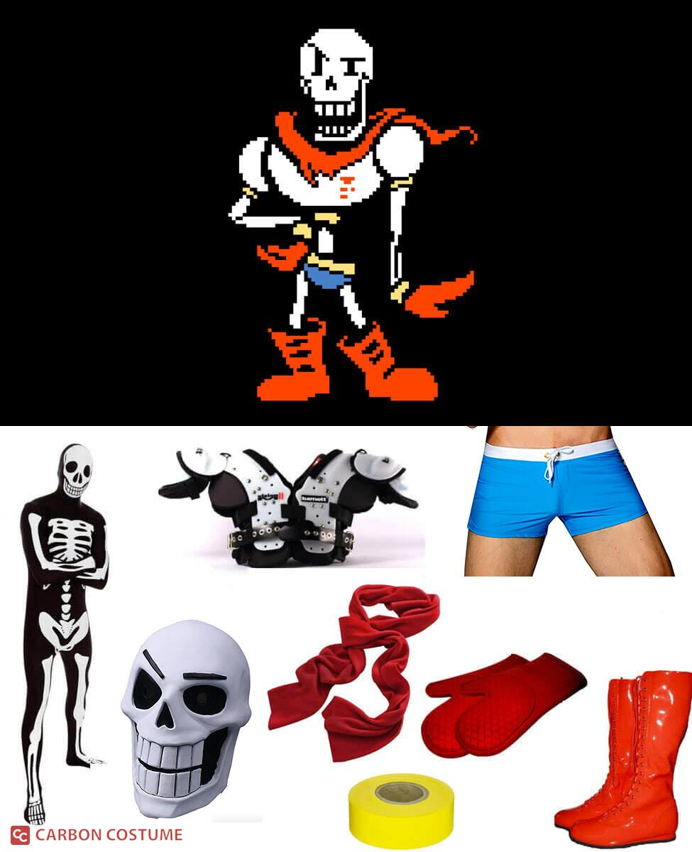 Papyrus Cosplay Guide