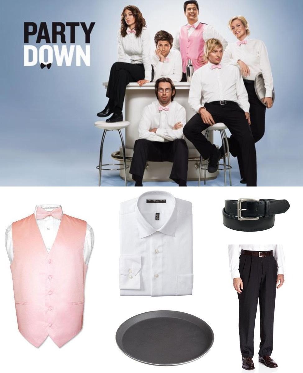Party Down Cosplay Guide