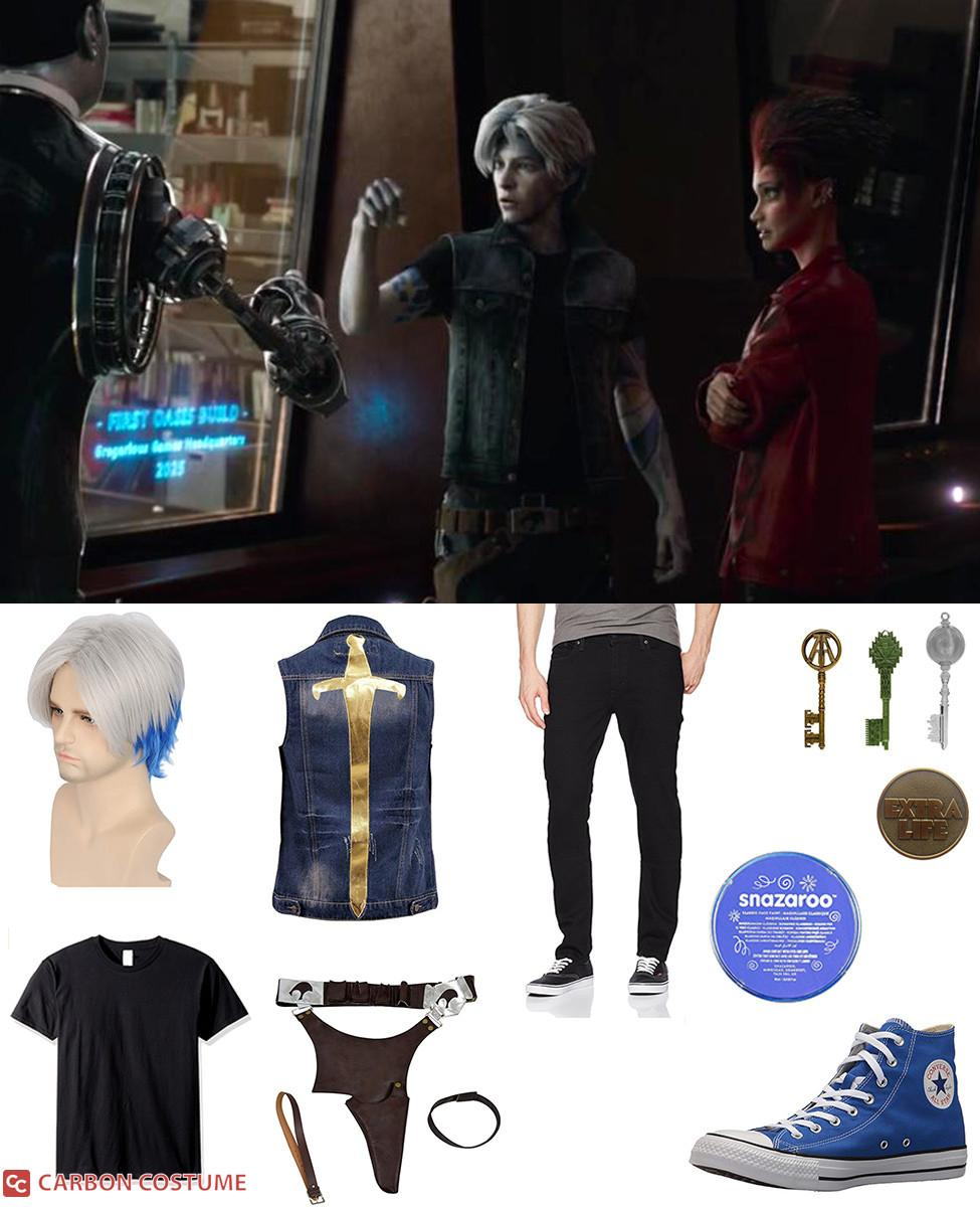 Parzival from Ready Player One Cosplay Guide