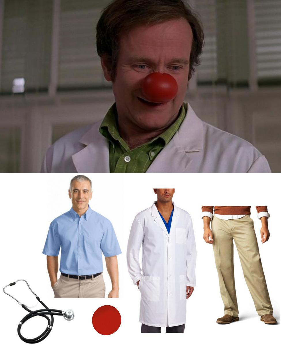 Patch Adams Cosplay Guide