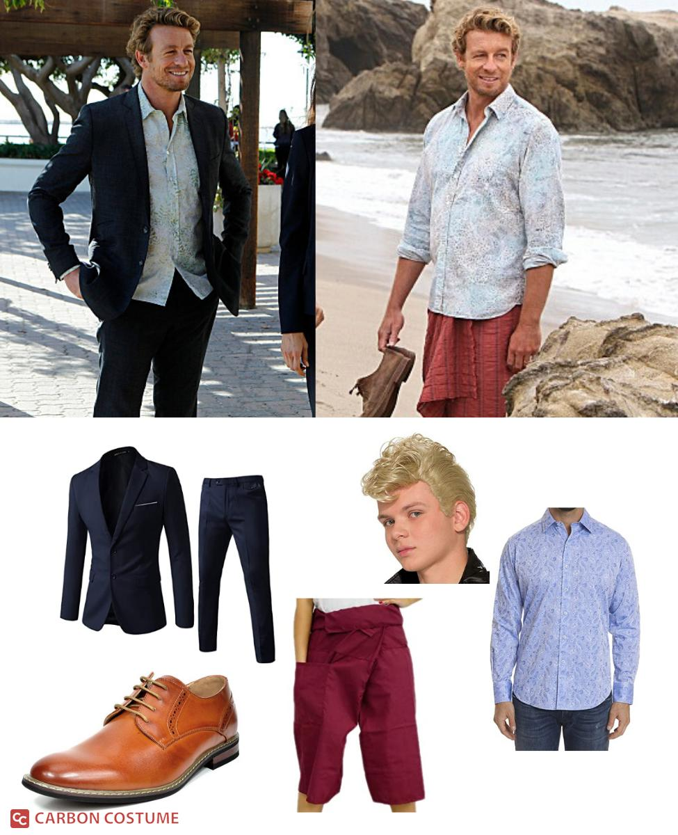 Patrick Jane (Season Six) from The Mentalist Cosplay Guide