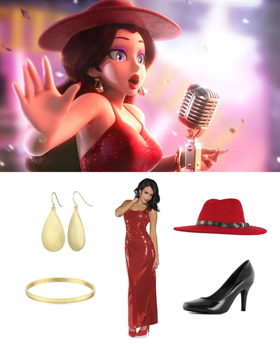 Pauline From Super Mario Odyssey Cosplay Guide