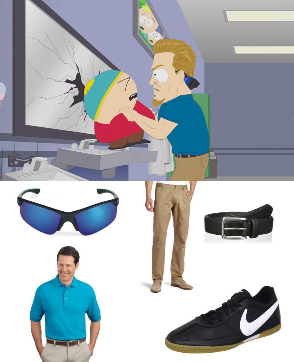 PC Principal Cosplay Guide