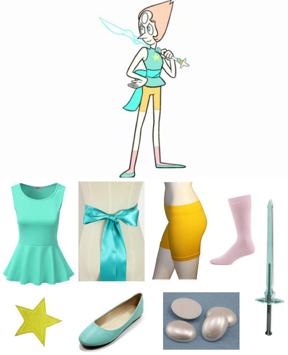 Pearl Cosplay Guide