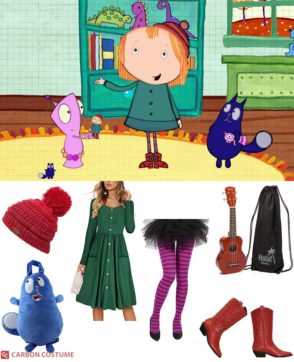 Peg from Peg + Cat Cosplay Guide