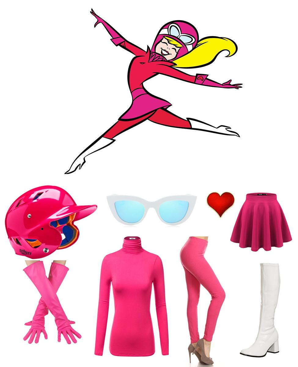 Penelope Pitstop Cosplay Guide