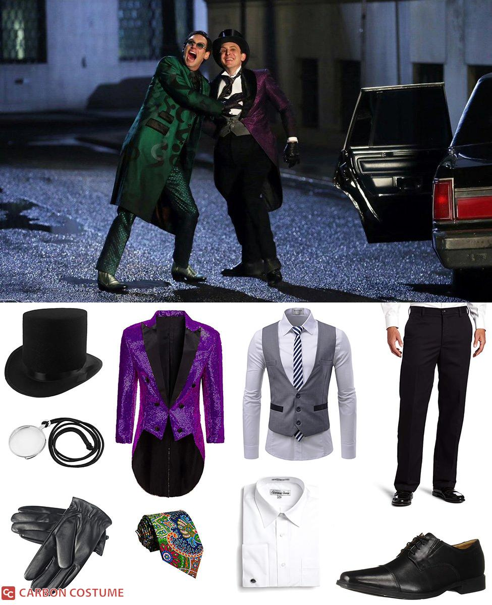 Penguin from Gotham Cosplay Guide