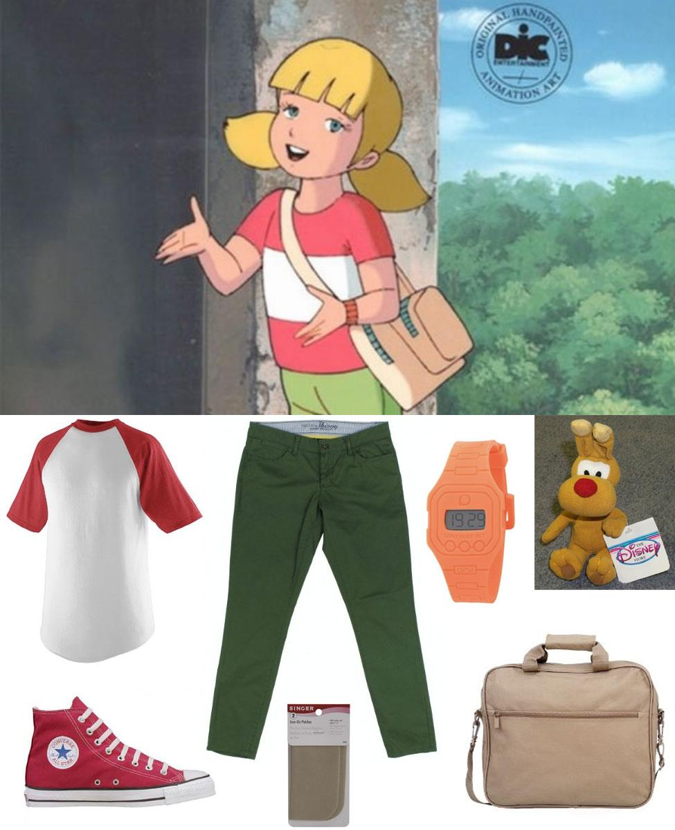 Penny Cosplay Guide